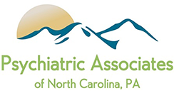 Psychiatric Associates of North Carolina Logo